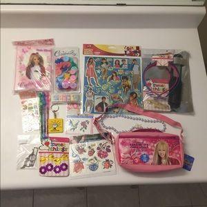 Y2K nostalgia Barbie lootbag Lot all new items